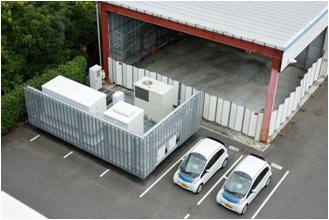 50kW 複合蓄電システム(®MSEG)