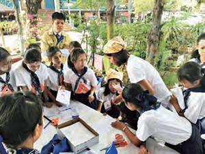 Disaster prevention and mitigation workshop