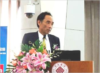 紫光集団 高 全球執行副総裁