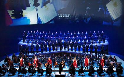 こけら落とし公演(2016年1月11日)京都市交響楽団オリジナル・オペラ「フィデリオ」(セミステージ形式)
