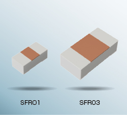 SFR01/SFR03 Packages