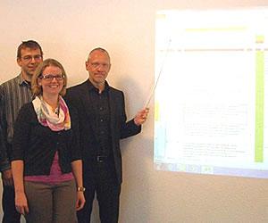 ドイツ拠点でのCSR推進委員会