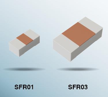 SFR01/SFR03封裝照片
