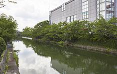 写真 - 疎水・京都国立近代美術館