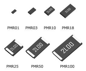 PMR系列封装示意图