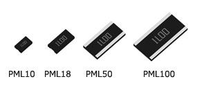 PML系列封装示意图
