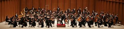 京都市交響楽団による記念演奏