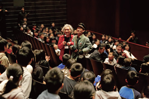 「子どものためのオペラ」の様子