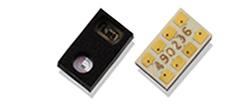 Integrated Ambient Light + Proximity Sensors