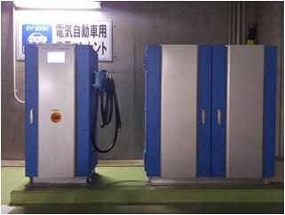 10kW複合蓄電システム